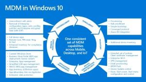 MDM in Windows 10
