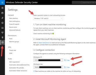 Windows Defender ATP – Onboarding Windows 7 & 8 | Desktop Guy's Blog